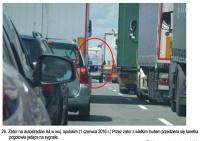 NIK o działaniach ratowniczych na autostradach i drogach ekspresowych