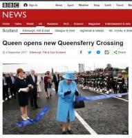 Najdłuższy na świecie, najwyższy - Queensferry Crossing