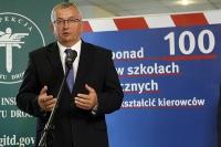 Polskie szkoły chcą uczyć zawodu kierowca-mechanik