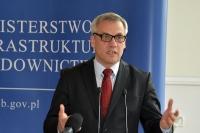 Niespodziewana dymisja wiceministra Jerzego Szmita