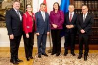 Komisarz ds. Transportu Violeta Bulc w Sejmie RP
