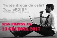 ePD: stan prawny na 13 grudnia 2017 r.