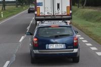 Uwaga na TIR-y! Kilka rad instruktorów techniki jazdy