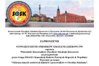 SOSK Warszawa zaprasza
