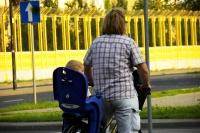 Jazda na rowerze w obowiązkowym kasku