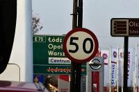 31 007 zatrzymanych praw jazdy (za przekroczenie 50 km/godz.)