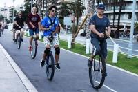 W roku 2017 zginęło 220 rowerzystów