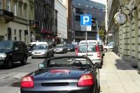 Legislacja dla zwiększenia ilości miejsc parkingowych