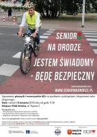 """Akcja """"Senior na drodze"""" w Kielcach, Stalowej Woli, Rzeszowie, Zamościu, Lublinie…"""