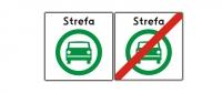 Obowiązują nowe znaki drogowe