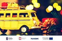 Bezpieczna podróż na Święta. Ministerstwo Cyfryzacji radzi