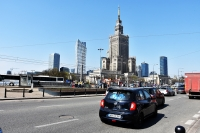 Na stołecznych drogach bezpieczniej