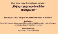 Zaproszenie do Olsztyna