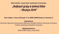 NAJLEPSI GRAJĄ W JEDNEJ LIDZE. Zaproszenie do Olsztyna