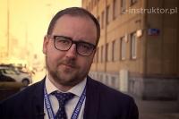 Bezpiecznych wyjazdów i powrotów – życzy Konrad Romik, sekretarz KRBRD