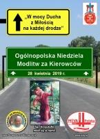 W intencji polskich kierowców i wszystkich uczestników ruchu drogowego