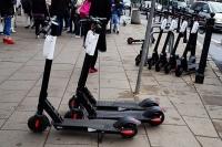W Niemczech kierujący e-hulajnogą będą korzystali z infrastruktury rowerowej