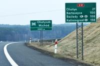 Nazwa miejscowości w języku polskim, ale też oryginalnym