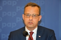 Minister Marcin Romanowski: Warto się zastanowić nad zaostrzeniem kar