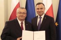 Minister Andrzej Adamczyk – ponownie powołany