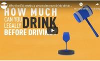 Europejski limit alkoholu we krwi kierowcy – ZERO?