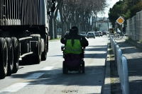 Celem jest podnoszenie jakości infrastruktury pieszych