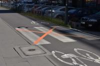 A piesi na drogach dla rowerów?