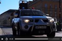 Policja otrzymuje wsparcie wojska oraz straży miejskich/gminnych. Będzie szybka ścieżka karania