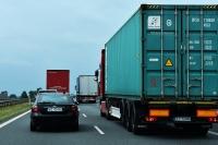 Testy systemu rejestrującego wyprzedzanie się ciężarówek