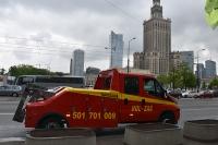 523 zł za usunięcie pojazdu