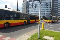 ITS. Wypadki z udziałem autobusów