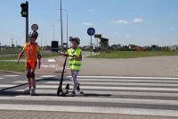 Elementarz bezpiecznego poruszania się na rowerze, rolkach i hulajnodze