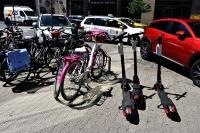 Jeżeli rower to urządzenie transportu osobistego, to hulajnoga też…?