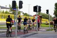 Rowerzyści powinni pamiętać o zasadach