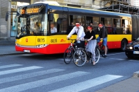 Rowerzyści - bez zmiany regulacji