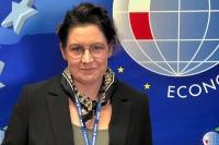 Katarzyna Dobrzańska-Junco. Razem dla bezpieczeństwa