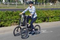 Nowy rower dla osób z niepełnosprawnością ruchową