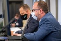 Senackie komisje oceniały raport BRD