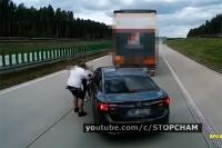 Czy agresywny kierowca straci prawo jazdy?