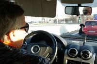 Jesienne wschody i zachody niebezpieczne dla kierowców