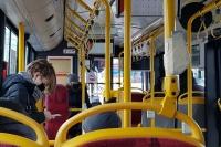 Nie będą wozili pasażerów bez maseczki?