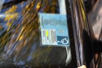 Bezterminowa karta parkingowa dla niepełnosprawnego?