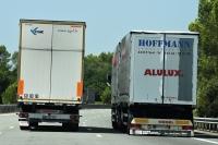 Po raz kolejny o całkowitym zakazie wyprzedzania się ciężarówek