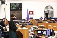 …aby nie było mitu pieszego bezkarnego – apeluje senator Halina Bieda