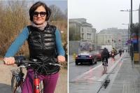 Elżbieta Wiśniewska. Wzrośnie niebezpieczeństwo pieszych i rowerzystów!