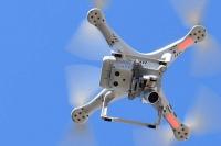 DRONY krążą – drżyjcie piraci drogowi