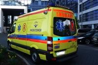 Ambulanse już tylko żółte