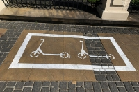 100. parkingów. Lublin liderem mikromobilności miejskiej