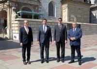 Spotkanie ministrów transportu V4 zakończone
