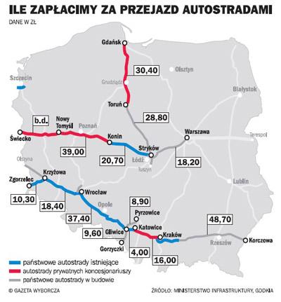1041fc238b9ec Opłata za przejazd rządową autostradą    Prawo Drogowe